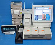 【中古】東芝テック 東芝TEC WILLPOS-Touch QT-10 飲食店用 ポスレジセット
