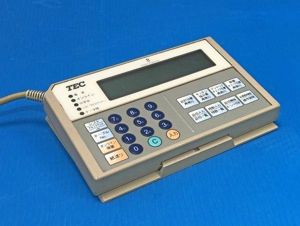 画像1: 【中古再生品】東芝テック キッチンプリンタ キーボード KBDKCP-100 (1)