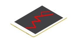 iPad ガラス割れ修理
